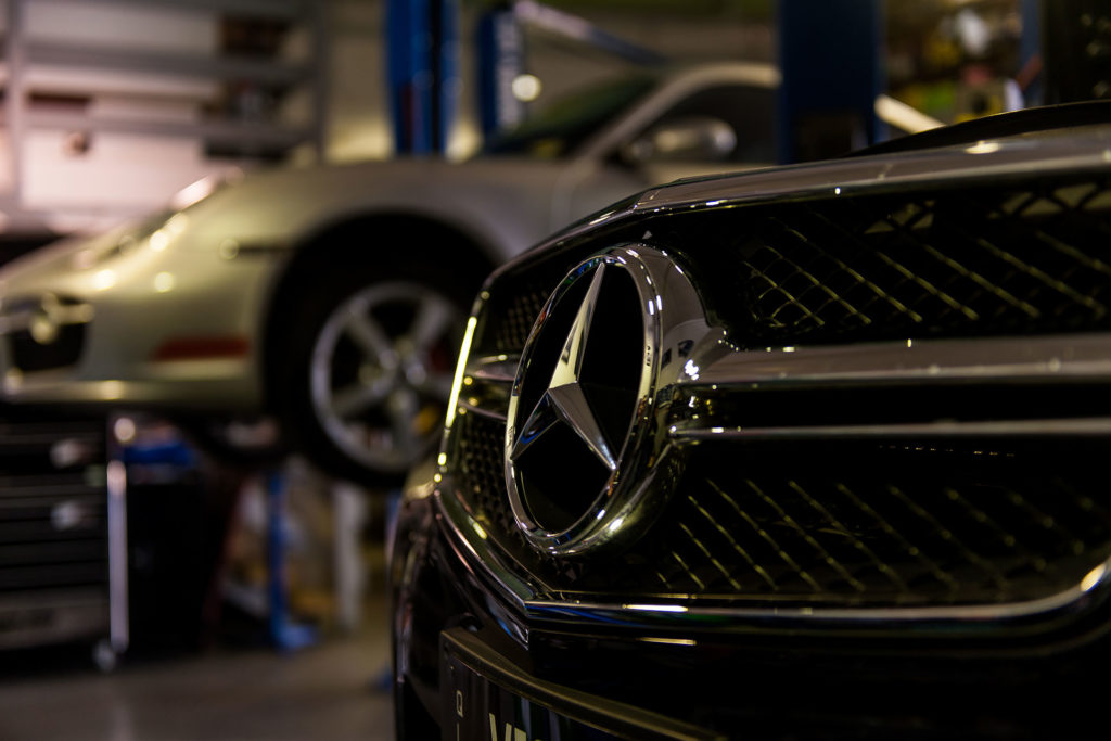 Mercedes Benz Repair Specialists Sunshine Coast