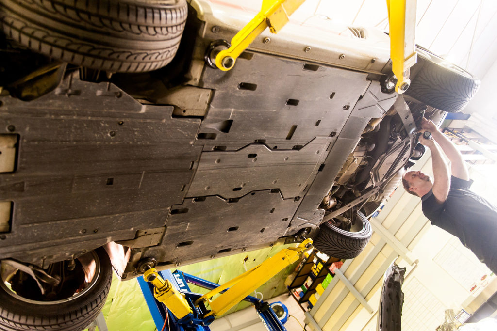 what we work on european car