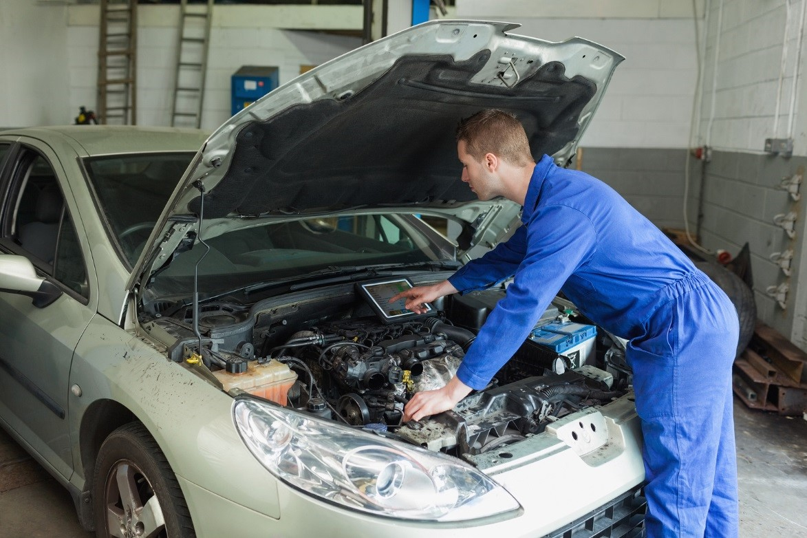 Professional Car Maintenance Services