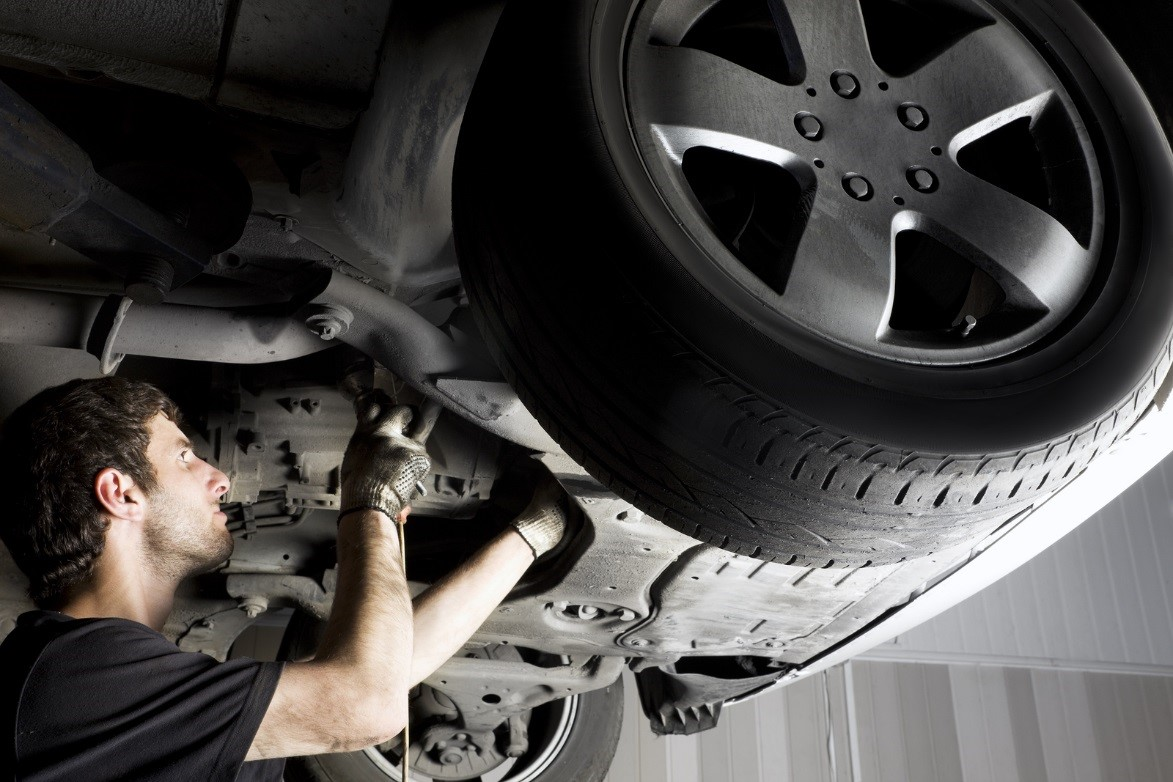 Wheel Alignment Is an Important Part