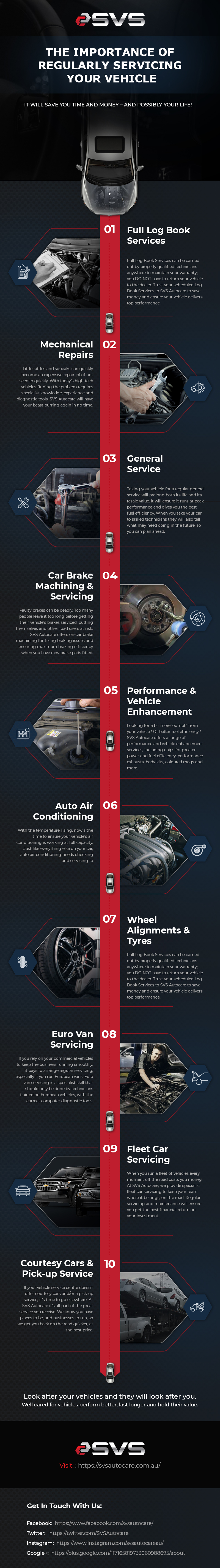 The Importance Of Regularly Servicing Your Vehicle